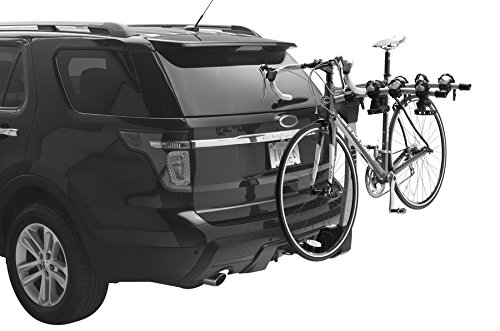 Thule bike rack review on hitch-mounted version
