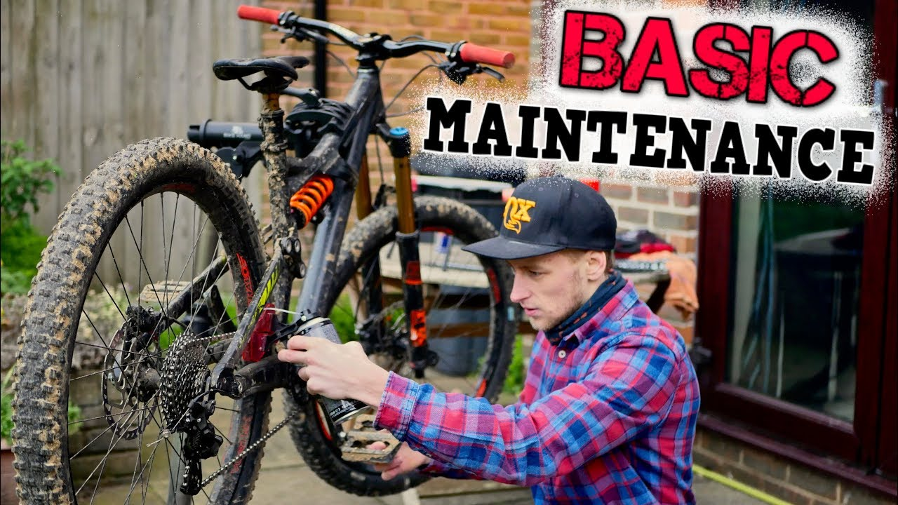 Essential Mountain Bike Maintenance Tips