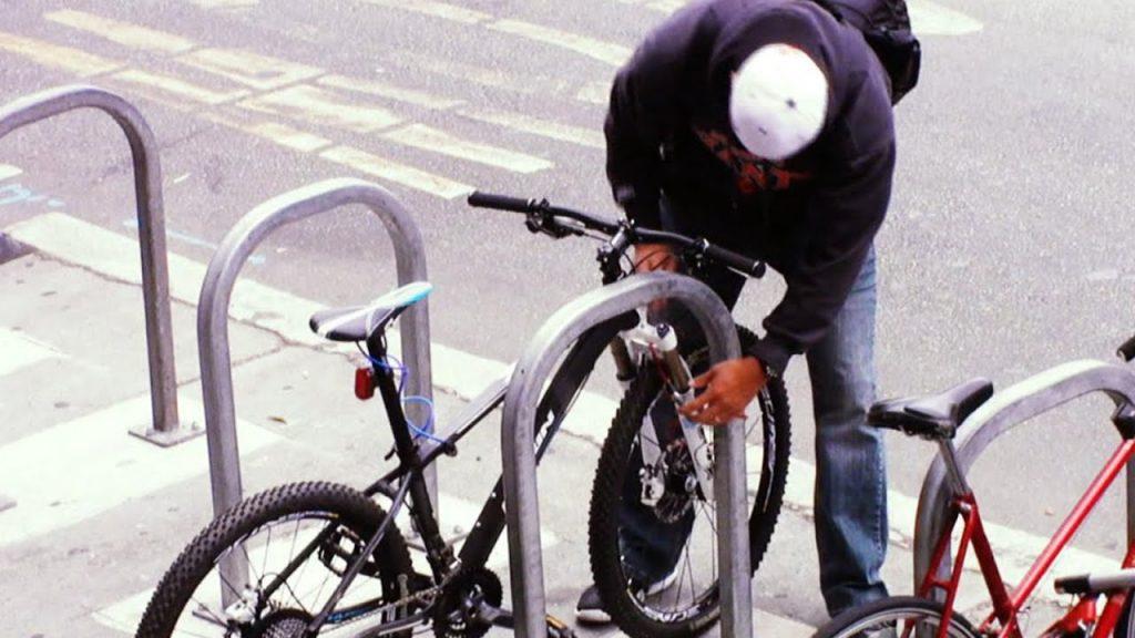 Avoid Having Your Bike Stolen