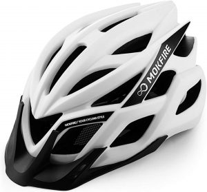 MOKFIRE Adult Bike Helmet Cycling Club San Antonio