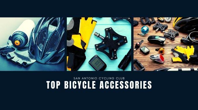 Bike Accessories San Antonio Cycling club
